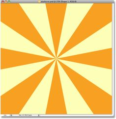 How to make a starburst in photoshop. I love this website, great photoshop tutorials.