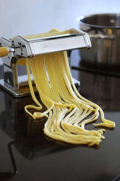 Pastadeg grundrecept - Mitt kök