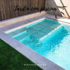Lanai Patio, Pools, Madrid, Relax, Backyard, Exterior, House Styles, Fitness, Outdoor Decor