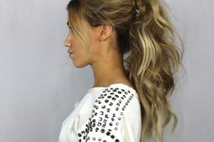 Create a fuller and longer ponytail in these easy steps | Desiree Hartsock