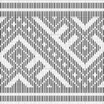 Smøyg – Vevstua Bull-Sveen Willow Weaving, Diy Projects To Try, Embroidery, Patterns, Hardanger, Hemline, Block Prints, Needlepoint, Patrones