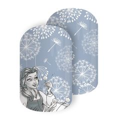 Bonjour Belle | Jamberry~Bonjour! Be transpired to a far-off place with periwinkle blue, 'Bonjour Belle'.