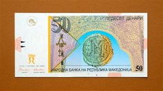 28 - Macedonia, 50 denares.