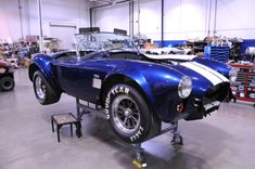 For Shelby, 50 years of blowing other cars' doors off...