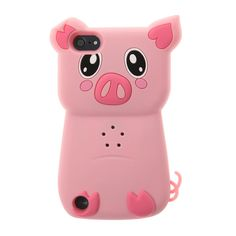Oink Sound Pig Phone Case - iPod Touch 5* | Claire's