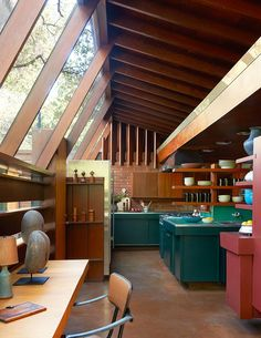 IIIINSPIRED: that space _ the schaffer house, 1949