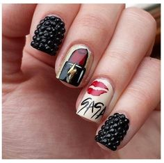 17+ Latest UK Summer Manicure Ideas To Try In 2018 Nail Art Classy Nail  Designs 34cba2abdc61