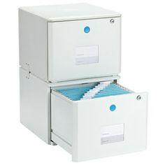 Iris 4 Drawer Storage Cart With Anizer Top In Black Set Of 2