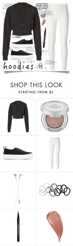 """Chill"" by bitty-junkkitty ❤ liked on Polyvore featuring Miss Selfridge, Urban Decay, Eytys, Rick Owens Lilies, Frends, H&M and Kevyn Aucoin"