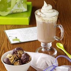 French Vanilla Cappuccino Mix Recipe- I don't like coffee, so I'm wondering if using 1/2 of cocoa powder instead would make this extra chocolaty or if it'd make it too rich?