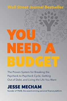 Books with Impact: You Need a Budget Books You Should Read, Got Books, Books To Read, Real Life, The Life, Money Book, Financial Stress, Financial Planning, Budget Book