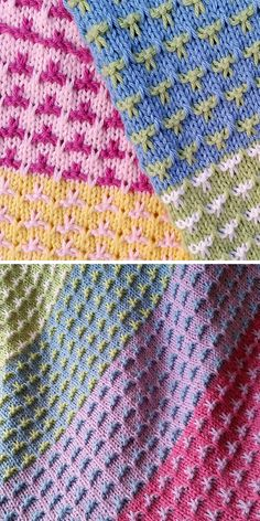 Free Knitting Pattern for 6 Row Repeat Color Field Baby Blanket - Easy blanket f. - Baby Blanket , Free Knitting Pattern for 6 Row Repeat Color Field Baby Blanket - Easy blanket f. Free Knitting Pattern for 6 Row Repeat Color Field Baby Blanket - . Slip Stitch Knitting, Knitting Stitches, Free Knitting, Baby Knitting Patterns, Stitch Patterns, Baby Blanket Knitting Pattern Free, Easy Stitch, Knitted Baby Blankets, Free Baby Stuff