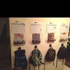 helping kids get organized