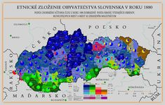 Ethnic composition of Slovakia according to the census of Kingdom of Hungary by districts, municipal towns and free towns Alternate History, Family History, Hungary, Budapest, Rum, Composition, Alternative, Icons, Cards