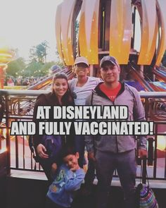 @disneyland and FULLY VACCINATED! YOU WONT GET MEASLES FROM US. #LOL #lmfao #disneyland #disney #california @marriottintl @marriotthotels @marriottrewards @marriottrewardsfamily @marriottrewards #marriott #jwmarriott #familyvacation #instatraveling #worldtraveling #travel #worldtraveler #family #vacation #traveling #mustdo #fun #bootcamp #fitspo #squats #latrainer #crossfit #eatclean #shermanoaks #studiocity #starwars #theforceawakens #jedi #donuts by marriottrewardsfamily