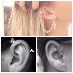 Bilderesultat for boho arrow stud earring