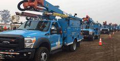 pg&e line truck history - Google Search Journeyman Lineman, Monster Trucks, History, Google Search, Historia, Lineman