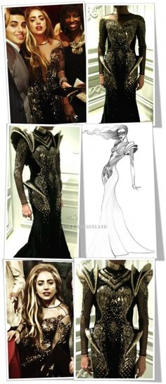 custom made for her by Dubai based Filipino designer Michael Cinco, best known for his amazing couture gowns.