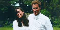 Kate Middleton and Prince William on their graduation from St. Andrew's  - HarpersBAZAAR.com