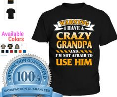 Every Animal Lovers, Love Their Sweet GRANDPA. This The The Best One To Express More Love And Stay With Happiness... Get It Now >>>> https://www.teezily.com/crazy-grandpa?tag=kR8jb1Vx   #grandpashirt, #bestgrandpat-shirt, #dadt-shirt, #papat-shirt