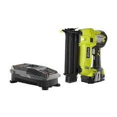 make yourown ryobi battery use ac adapter to replaces