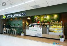 Cafe amazon Amazon Coffee, Coffee Cafe, Cafe Restaurant, Shop, Coffeehouse, Store