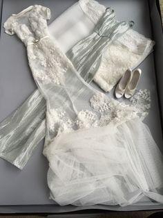 "Tonner Wilde Evangeline Ghastly ""Ghostly Figures"" 19"" Doll Outfit NRFB in | eBay"