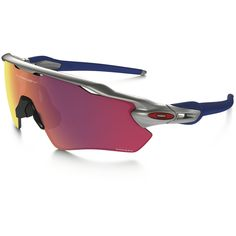 Chicago Cubs Oakley Radar EV Sunglasses.  Cool!