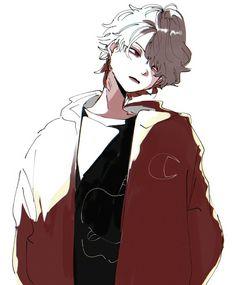 Anime Art, Twitter, Anime Boys, Beautiful, Nice, Cute, Nice France, Art Of Animation, Anime Guys