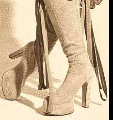 "Stevie Nicks......the boots........  <3  Where OH where can I get these boots??.....in size 8 and Vegan haha. (JUST FOUND A VEGAN PAIR OF THESE! I ""pinned"" them somewhere on this board haha from ""Vegan Chic"") Love them!"