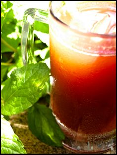 The Red Cooler Juice