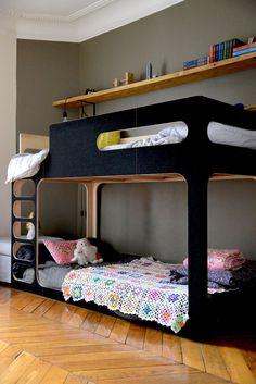 chambre enfant double fille garcon | Kids room | Pinterest ...