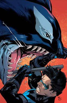 DC Comics January 2017 covers