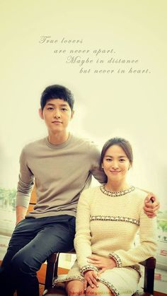 I am so going to crash when the drama's all over!cc published more photos of Song Joong Ki and Song Hye Kyo posing for the Hong Kong media to h… Song Hye Kyo, Song Joong Ki, Korean Celebrities, Korean Actors, Celebs, Korean Drama Songs, Doctors Series, Decendants Of The Sun, Sun Song