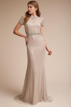 Barton Gown from @BHLDN