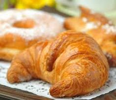 """Vienna invented the Croissant, not Paris! It was invented in Vienna after the victory of the Holy League against the Turks in 1683. To celebrate the end of the siege and the part they had played in lifting it, several bakers in Vienna made a pastry in the shape of the crescents they had seen on the battle standards of the enemy. They called this new pastry the """"Kipfel"""" (German for """"crescent"""") and continued baking if for many years to commemorate the Austrian victory over the Turks in 1683."""
