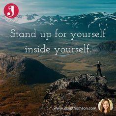 #resilience #mindset #change #YouCanShine #ThinkBetter josiethomson.com