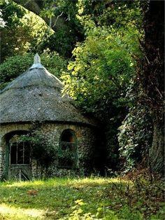 Stone House, Romania photo via sarah