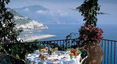 Heaven is the Santa Caterina - Amalfi Coast, Italy