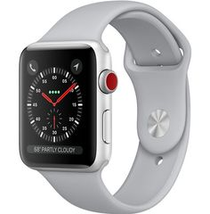 Apple - Geek Squad Certified Refurbished Apple Watch Series 3 (GPS +  Cellular) 36a1f63c05