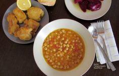 Μενού 39: Από 22-9-2019 ως 28-9-2019 - cretangastronomy.gr Greek Recipes, Chana Masala, Beans, Ethnic Recipes, Food, Essen, Greek Food Recipes, Meals, Yemek