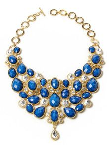 South Fork Crystal Necklace by Amrita Singh up to 60% off at Gilt