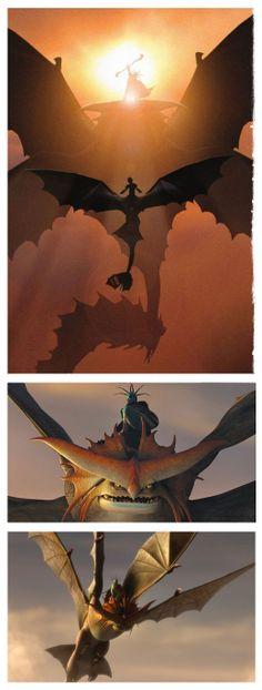 'How to Train Your Dragon 2' director Dean DeBlois discusses DreamWorks' newest dragon, Cloudjumper.