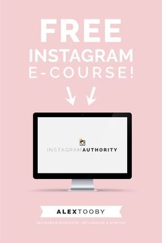 FREE Instagram cours...
