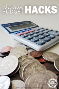 How to make a budget and twelve tried and true tips to help you get you budget on the right track!