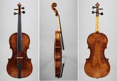 The Grancino The instrument carries a certificate from J & A Beare which describes the violin as 'a fine old Italian instrument, the work of...