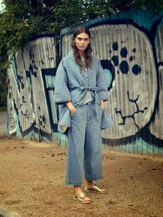 Parisienne: Pastel Blue Coats