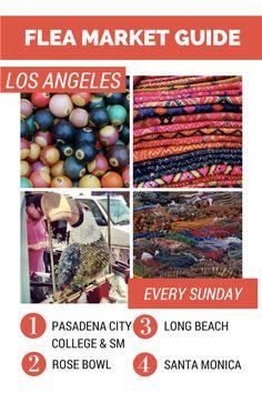 Ultimate Los Angeles Flea Market Guide
