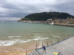 Donostia - San Sebastián Spain, Beach, Water, Outdoor, Guanajuato, Gripe Water, Outdoors, The Beach, Sevilla Spain