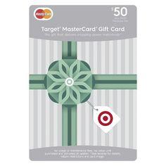 Master Card Gift Card - $50 + $5 fee